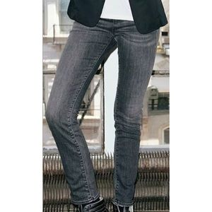 """NWT 6397 brand side button jeans """"NP110"""" 27 28 29"""